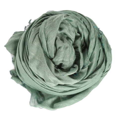 Breeze Shawl Emerald