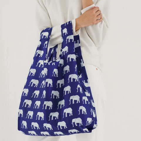 Standard bag Blue Elephant