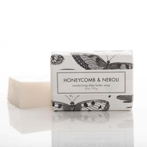 Honeycomb & Neroli Shea Butter soap