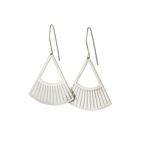 Salta Silver Earrings