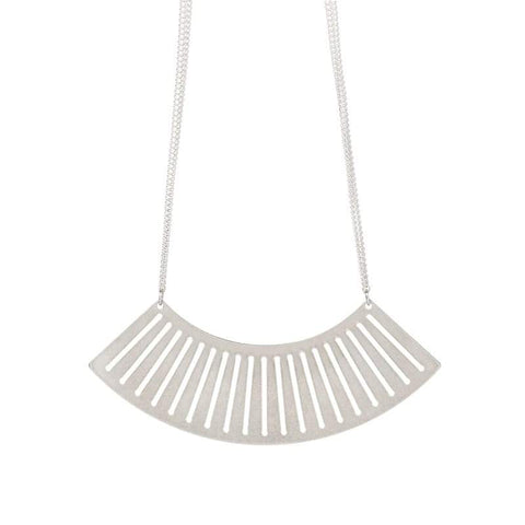 Sona Necklace-Sterling Silver