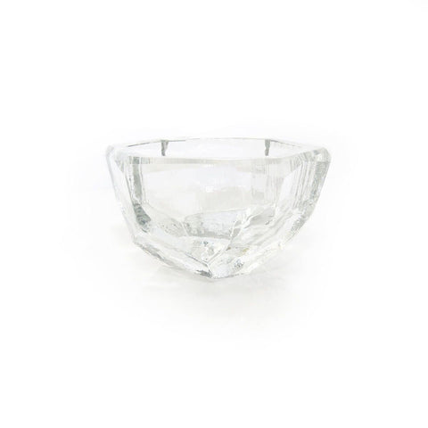 Crystal Bowl Small Clear