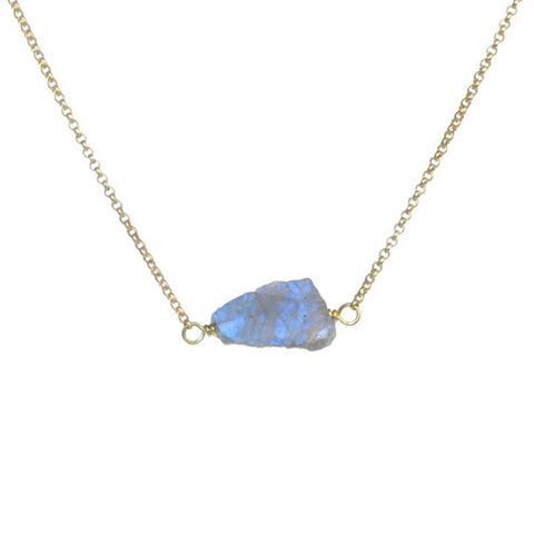 Zeeba Labradorite necklace