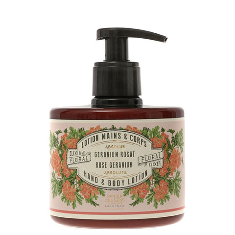 Absolutes Rose & Geranium Hand & Body Lotion