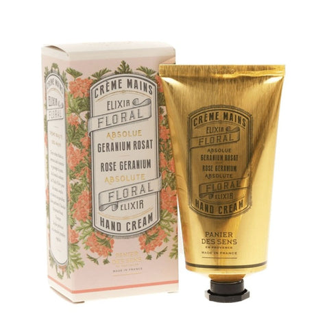 Absolutes Rose Geranium Hand Cream