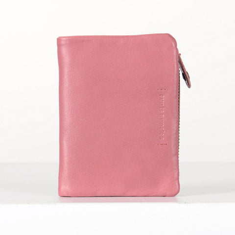Cherry Wallet: Woodrose