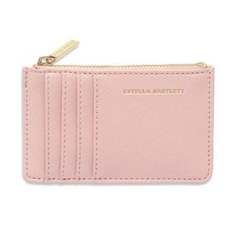 Card Purse: Blush