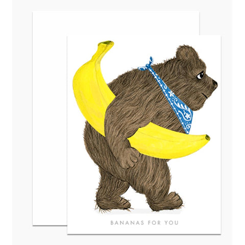 EVERYDAY: Bananas for you