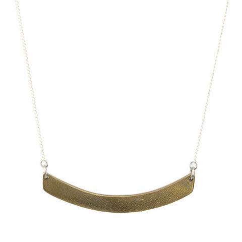 Betsy And Iya: Necklace - humboldt moon