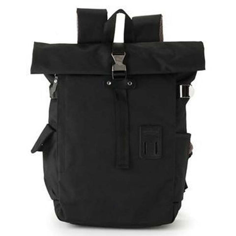 Rolltop Backpack 2.0 black