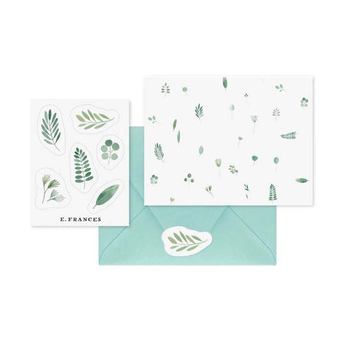 Botanicals Notecards & Stickers