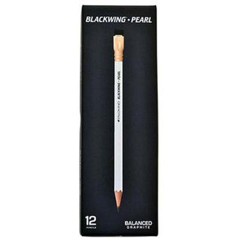 Blackwing: Pencils - 12-pack pearl