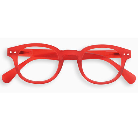 Izipizi Red Crystal Readers #C