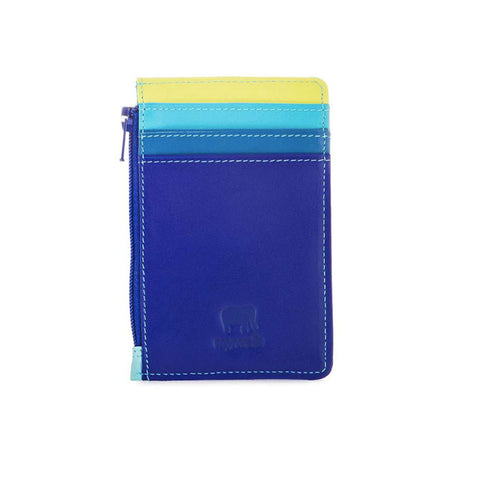 Credit Card Holder with Coin Purse (Seascape)