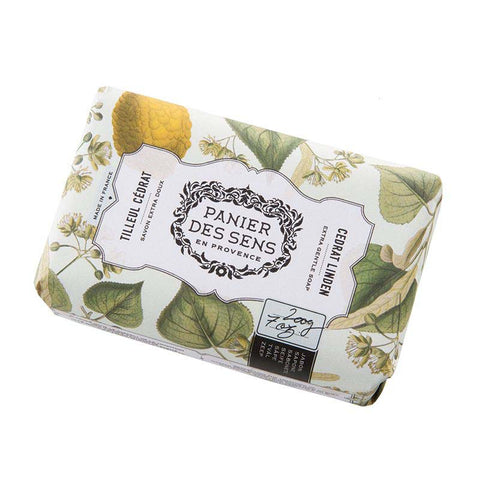 Authentics Cedrat Linden Soap