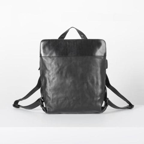 Mrs. Cherry Pie Backpack/Crossbody Black Smoke
