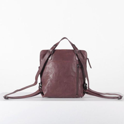 Mrs. Crumble Cookie Backpack/Crossbody Wine Tasting