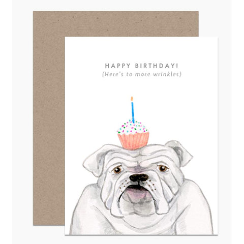 BIRTHDAY: Here's To More Wrinkles