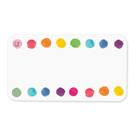 Happy Dots Little Notes