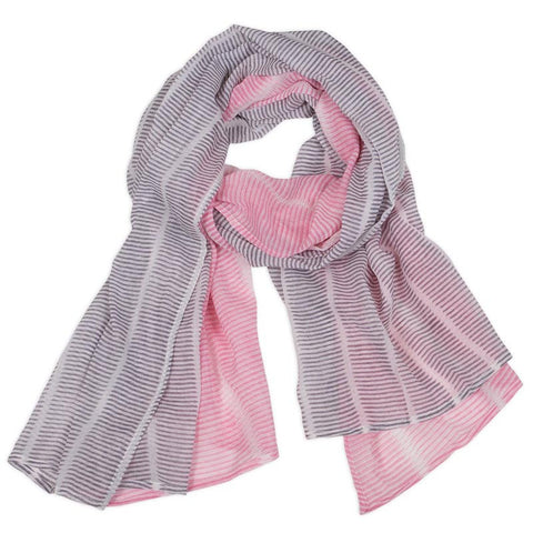 Eden Stripes pink