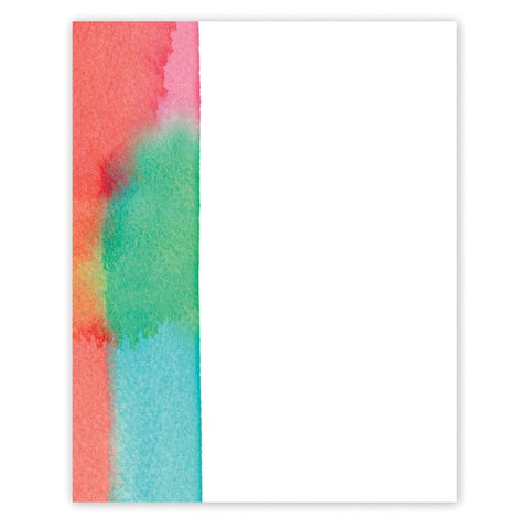Colorstripe Notepad