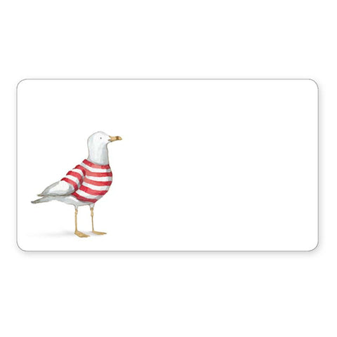 Seagull in Sweater Little Notes