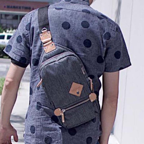 Sling Pack Element Stone