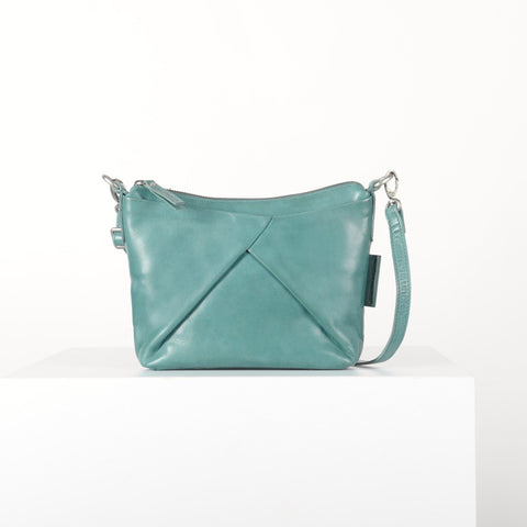 Eliza Origami Crossbody Atlantic