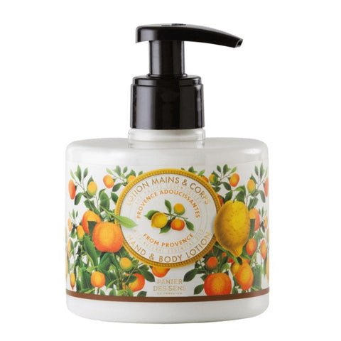 Essentials Soothing Provence Hand & Body Lotion