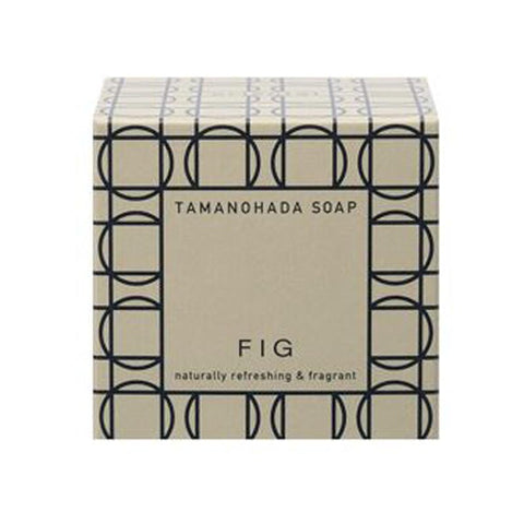 Tamanohada Fig Soap