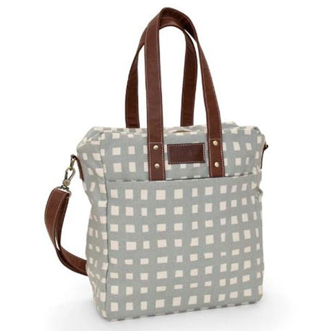 Commuter Tote: Flores
