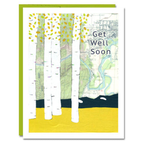 GET WELL: Get Well Trees