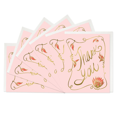 BOXED: Thank You Cards