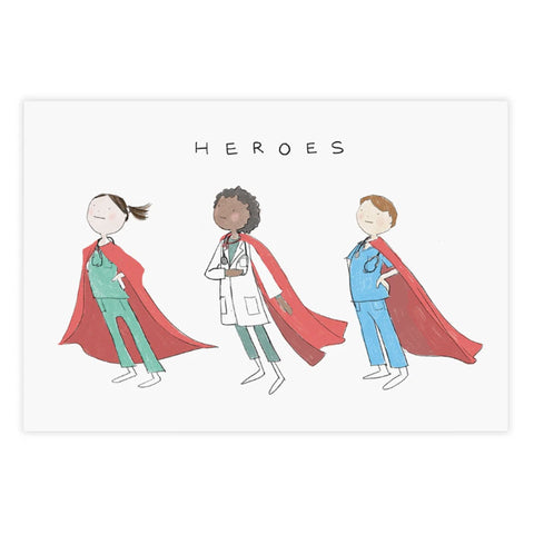 COVID: Healthcare Heroes