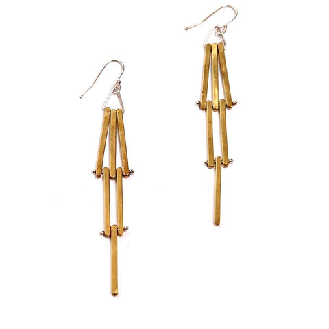 Levels earrings