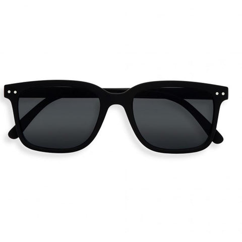 Izipizi Black Grey Lense (Sunglasses #L)