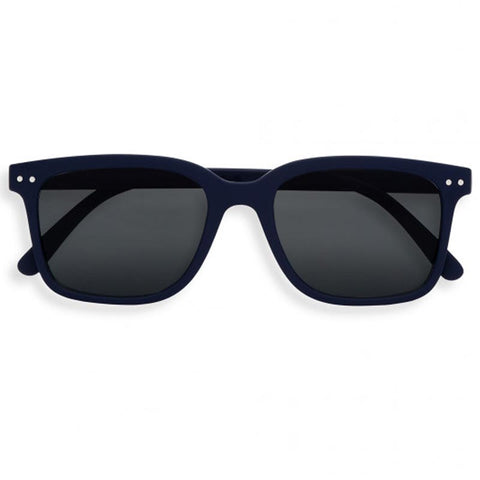 Izipizi Navy Blue Grey Lense (Sunglasses #L)