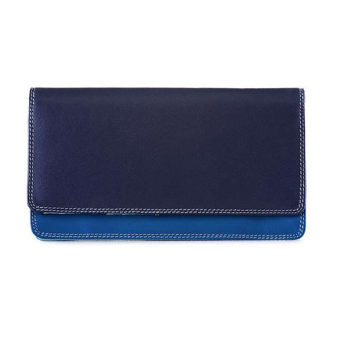 Medium Matinee Wallet Denim