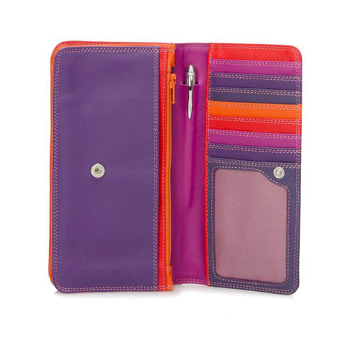 Medium Matinee Wallet Sangria