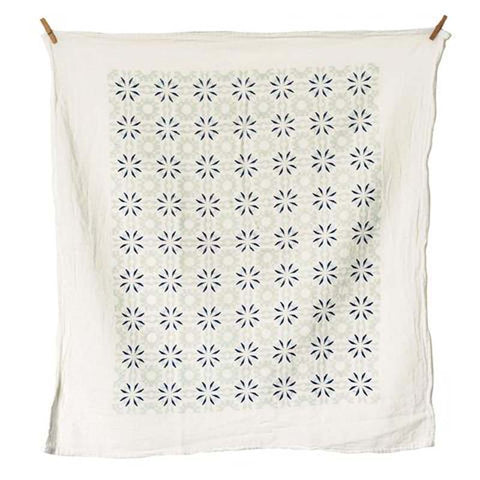 Chicory Mint Tea Towel