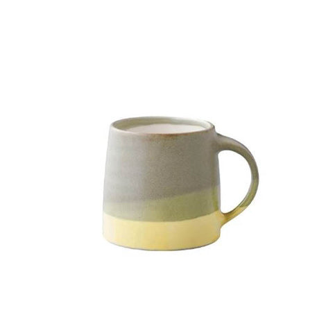 Kinto Mug Moss Green/Yellow
