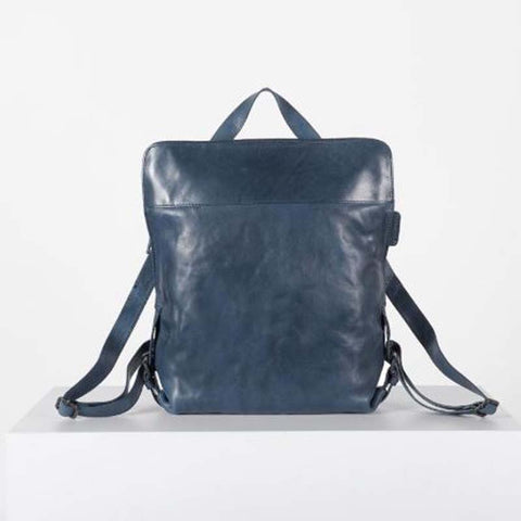 Mrs. Cherry Pie Backpack/Crossbody Navy