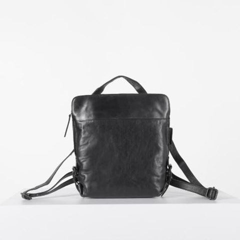 Mrs. Crumble Cookie Backpack/Crossbody Black Smoke