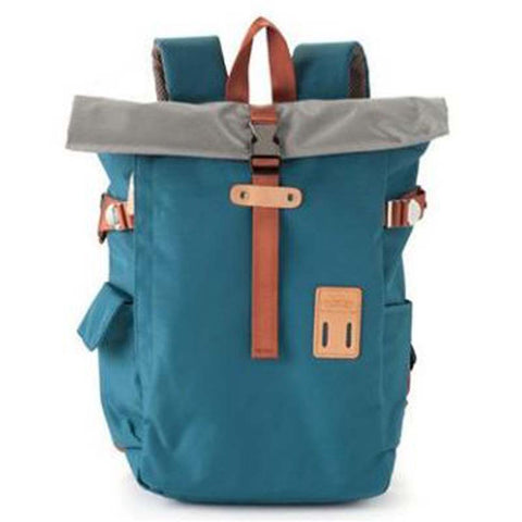 Rolltop Backpack 2.0 arctic blue