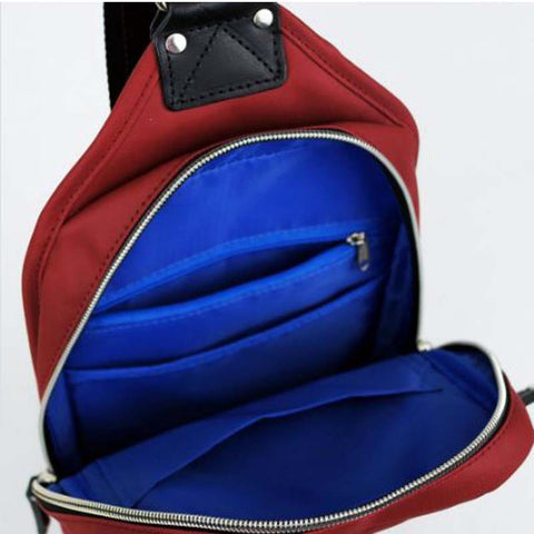 Urban Sling Pack red