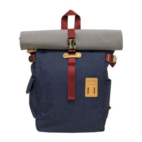 Rolltop Backpack Plus Navy