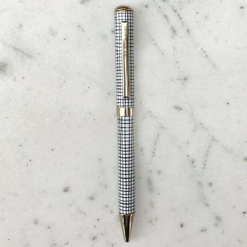 Grid Luxe Pen