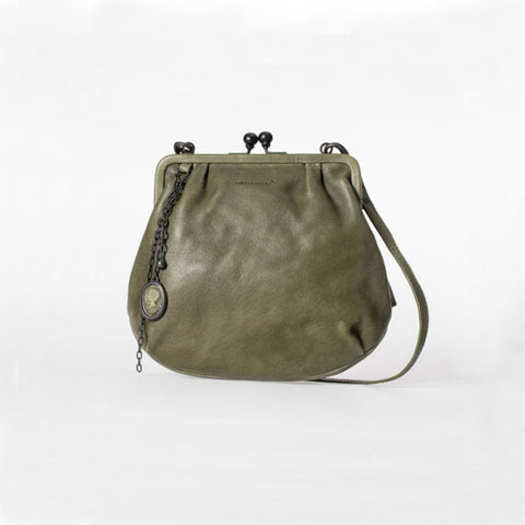Mrs. Fortune Cookie Crossbody Clasp Pinewood