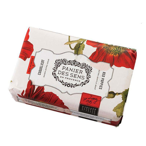 Authentics Soap Red Poppies