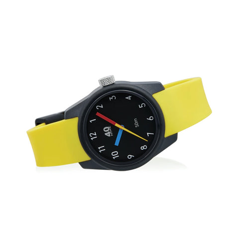 Primary Watch 35mm Yellow Band